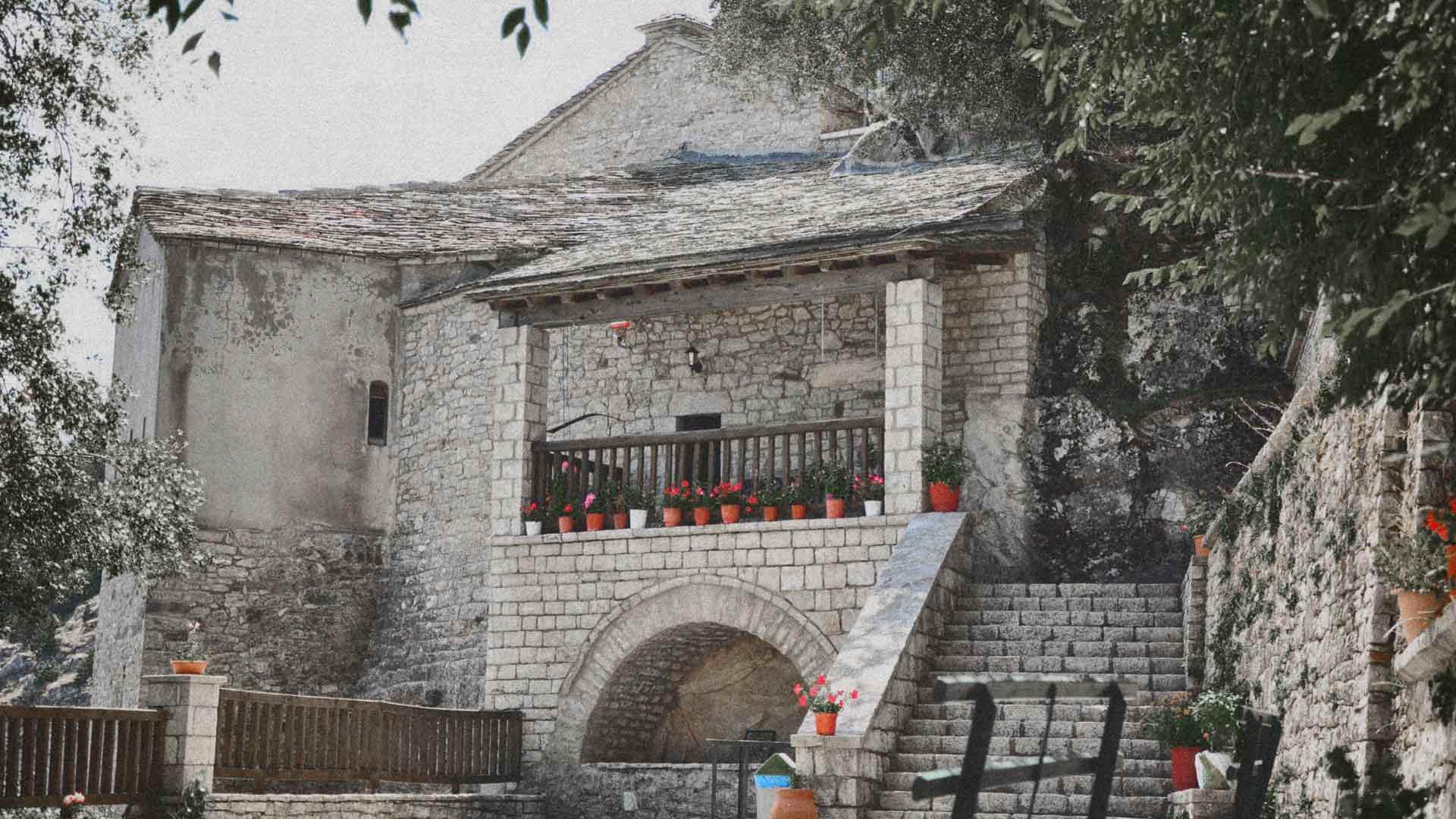 Ιερά Μονή Παναγίας Πελεκητής | Δήμος Λίμνης Πλαστήρα