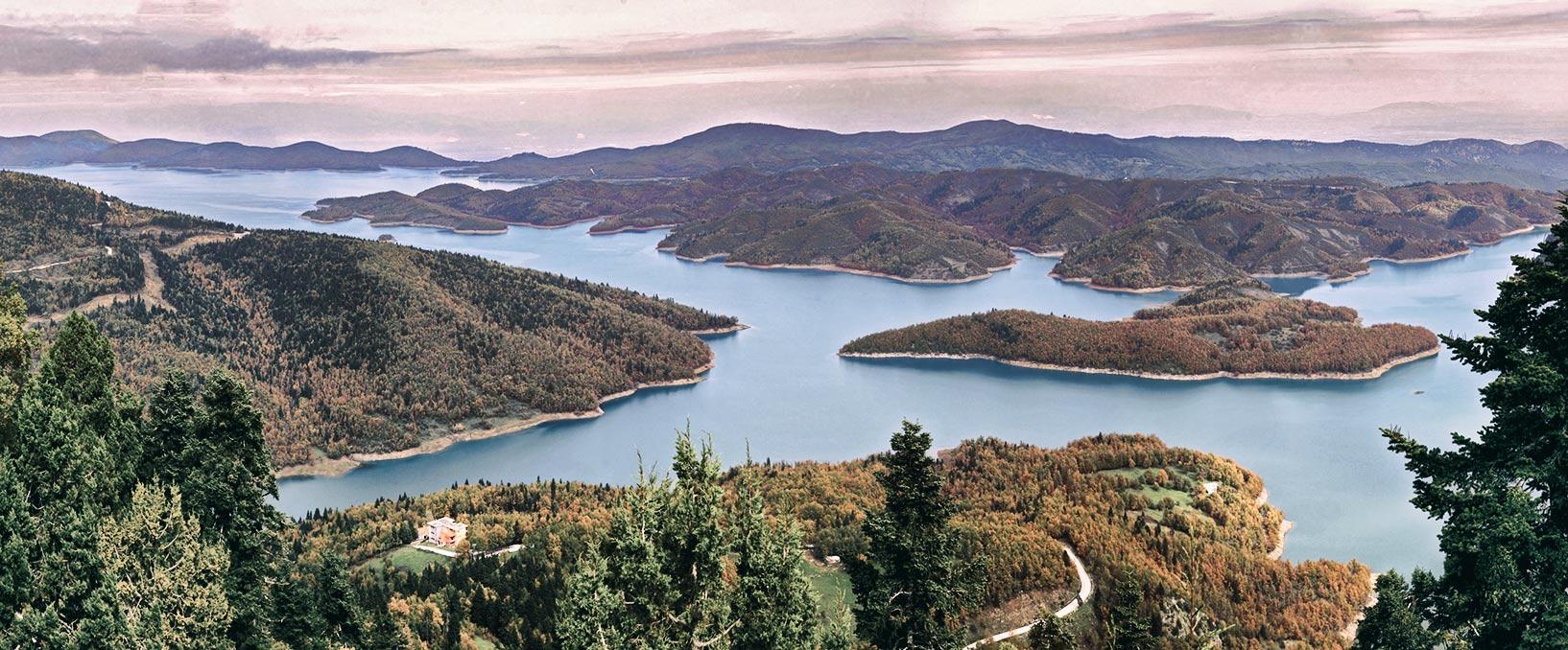 Δήμος Λίμνης Πλαστήρα